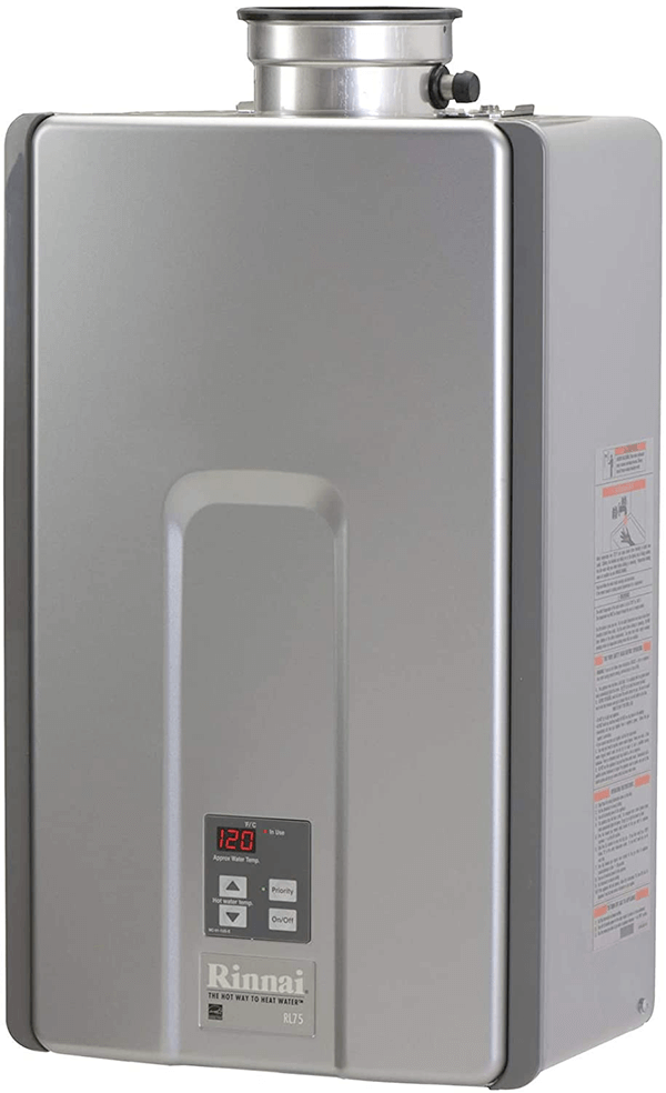 Rinnai Tankless Hot Water Heater