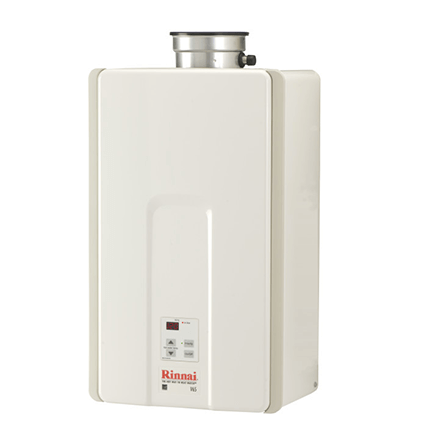 Rinnai Water Heater Installation in Brampton ON